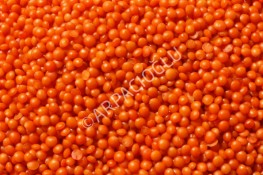 WELLPOLISHED RED FOOTBALL LENTILS
